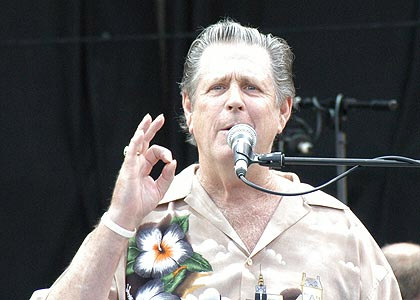 THE BEACH BOYS' BRIAN WILSON INTERVIEWED (2004) | Elsewhere by