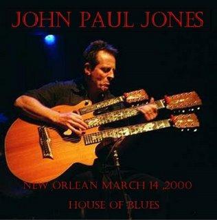 JOHN PAUL JONES OF LED ZEPPELIN INTERVIEWED (2003): The