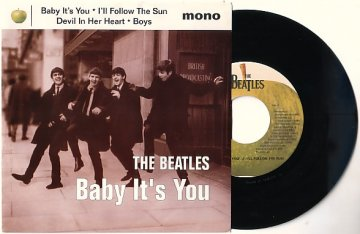 Beatles_Baby_Its_You_EP_45_FrntCv_Rec_70_75