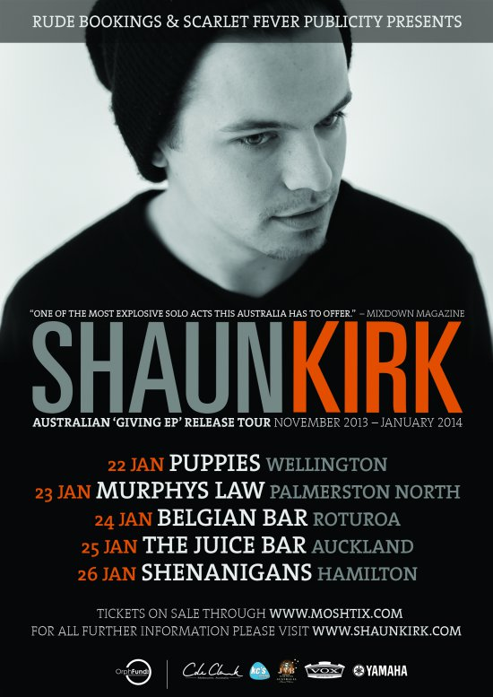 Shaun_Kirk_NZ_tour_poster