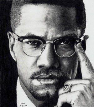 Malcolm_X_Drawing