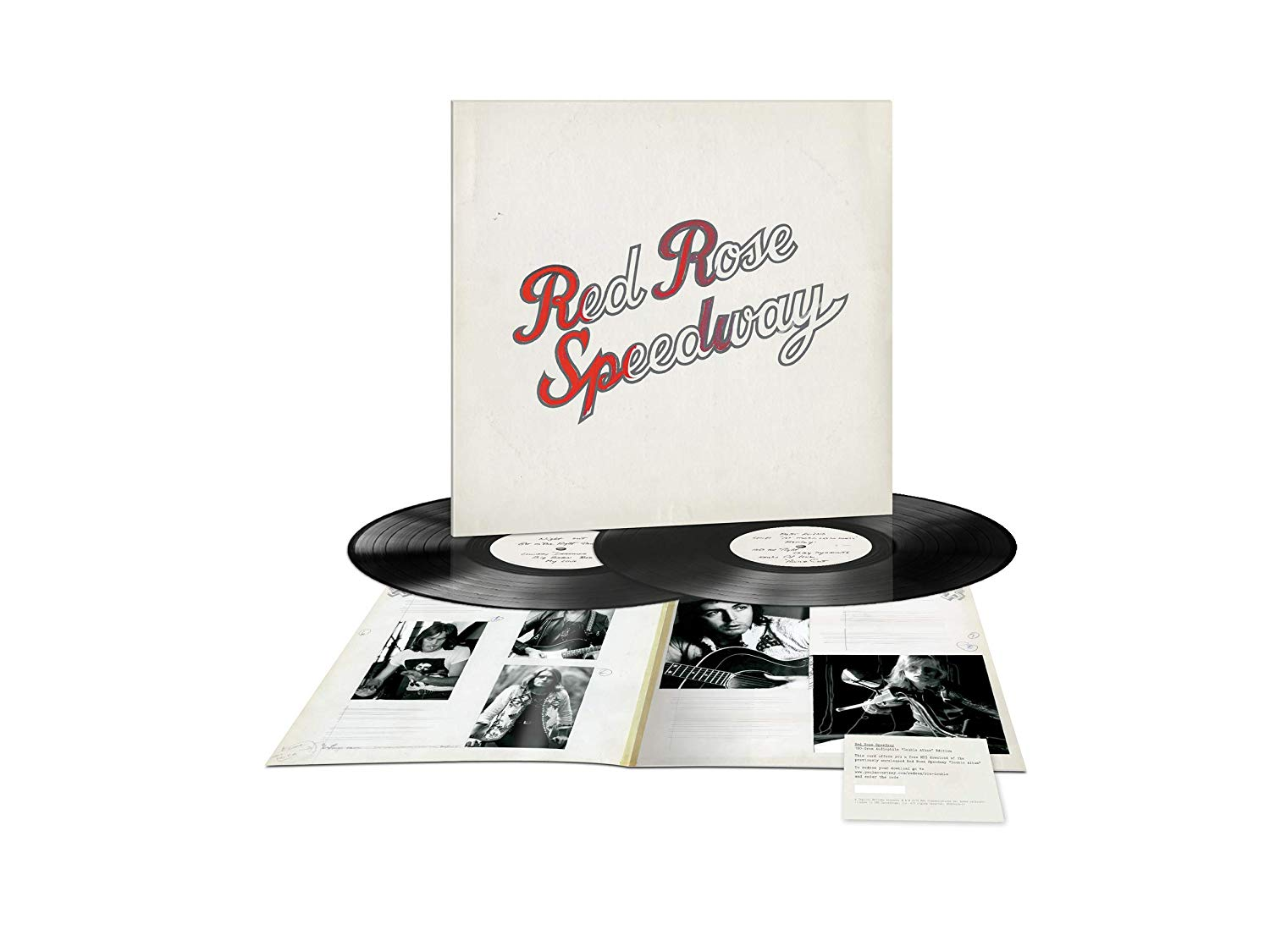 WINGS  RED ROSE SPEEDWAY REISSUED (2018): The malaise or