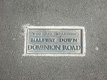 Dominion_Road_Plaque