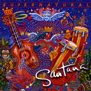 Santana___Supernatural___CD_album_cover