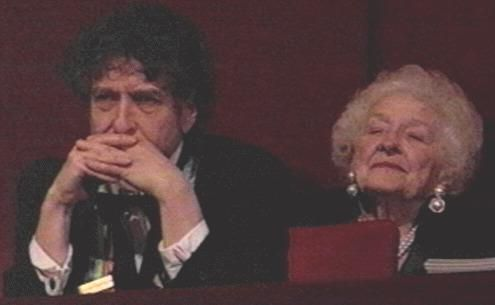 Bob_and_Mom_at_the_Kennedy_Awards_1997