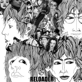 album_Various_Artists_Reloader_A_Tribute_to_the_Beatles