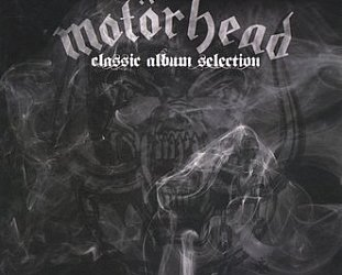 THE BARGAIN BUY: Motorhead; Classic Album Selection (Universal)