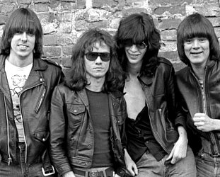 THE RAMONES CONSIDERED (2016): Like the Beach Boys on speed