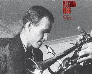 Bernie McGann: 1966 (Sarang Bang)