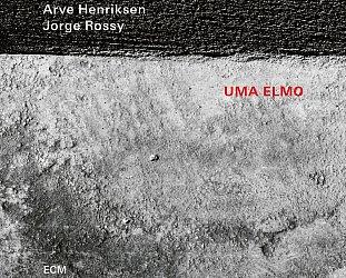 Bro/Henriksen/Rossy: Uma Elmo (ECM/digital outlets)