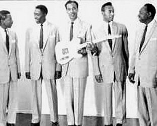 Joe Boot and the Fabulous Winds: Rock and Roll Radio (1958)