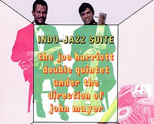 THE BARGAIN BUY: Joe Harriott Double Quintet; Indo-Jazz Suite