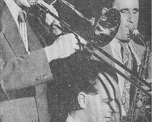 AUCKLAND'S FIRST JAZZ CONCERT, 1950: Shedding some bloody light
