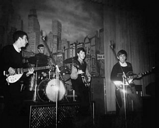 THE BEATLES. LIVE AT THE STAR-CLUB, HAMBURG, GERMANY 1962, CONSIDERED (1977): Twist and shout, shimmy and shake