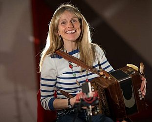 THE FAMOUS ELSEWHERE WORLD MUSIC QUESTIONNAIRE: Sharon Shannon from Ireland