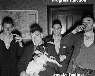 Sneaky Feelings: Progress Junction (Flying Nun)