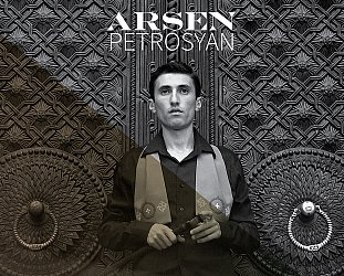 Arsen Petrosyan: Charentsavan; Music for Armenian Duduk
