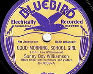 Sonny Boy Williamson I: Good Morning Little School Girl (1937)