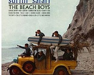 THE BARGAIN BUY: The Beach Boys; Surfin' Safari/Surfin' USA