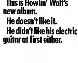 Howlin' Wolf: The Howlin' Wolf Album (Set on Down)
