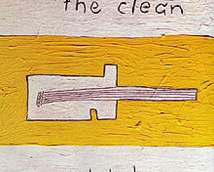 THE CLEAN, VEHICLE (2013): Running again at 33 1/3rpm