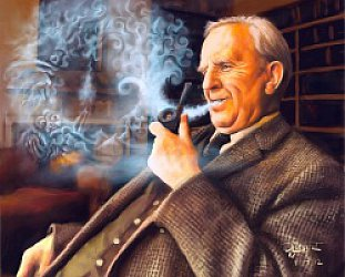 J.R.R. TOLKIEN: The Wagner of Middle Earth