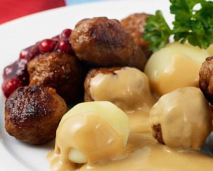Ikea's recipe for its famous meatballs