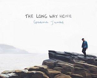 Graeme James: The Long Way Home (Nettwerk/digital outlets)