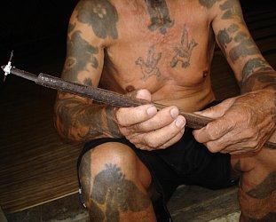 Sarawak, Borneo: Hotel Headhunter
