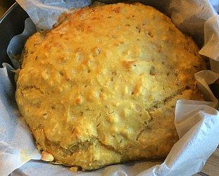 Megan's very easy but delicious beer bread