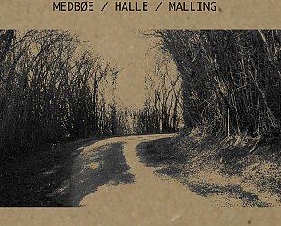 Medbøe/Halle/Malling: Hvor En Var Baen (Copperfly)