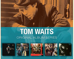 THE BARGAIN BUY: Tom Waits: The Original Album Series (Rhino)
