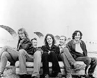 THE JAYHAWKS, MARK OLSON INTERVIEWED (2011): Today in the green grass again