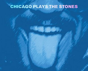 Various Artists: Chicago Plays the Stones (Raisin' Music/Southbound)