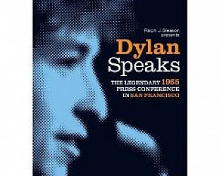 BOB DYLAN SPEAKS, SAN FRANCISCO 1965 (Eagle DVD)
