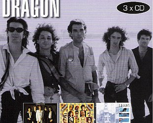 THE BARGAIN BUY: Dragon; Original Album Classics