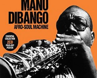 Manu Dibango: Afro-Soul Machine (Metro Select)