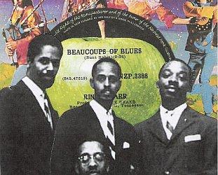 Elsewhere Art . . . the Modern Jazz Quartet