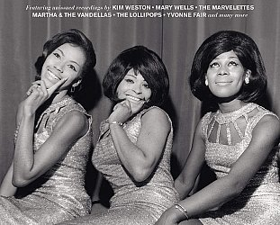 Various Artists: Baby I've Got It! More Motown Girls (Ace/Border)