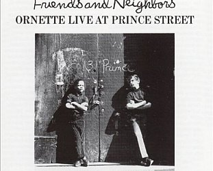 Ornette Coleman: Friends and Neighbors (Flying Dutchman/Border)