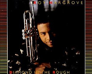 ROY HARGROVE INTERVIEWED (1990): Young man with a horn