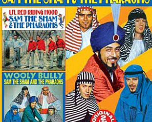 Sam the Sham and the Pharoahs: Wooly Bully (1964)