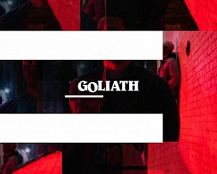 Pieter T: Goliath (usual streaming services)