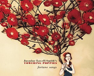 Jasmine Lovell-Smith's Towering Poppies: Fortune Songs (Paint Box)