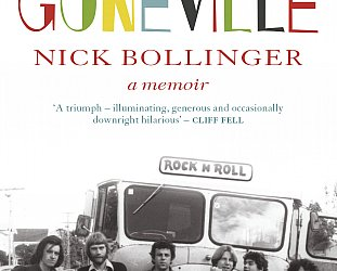 GONEVILLE by NICK BOLLINGER