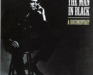 JOHNNY CASH; THE MAN IN BLACK (Xelon/Southbound DVD)