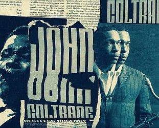 Elsewhere Art . . . John Coltrane