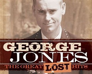 George Jones: The Great Lost Hits (Time Life/Southbound)