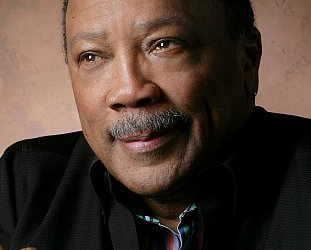 QUINCY JONES INTERVIEWED (1990): The boss back on the block