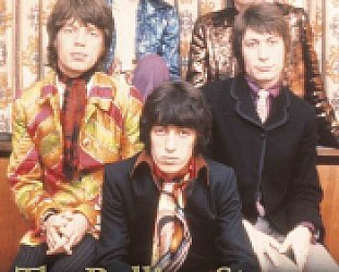 THE ROLLING STONES IN THE SIXTIES (Chrome Dreams DVD/Triton)